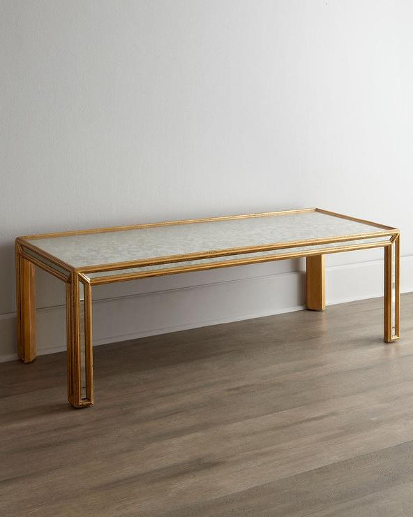 Bernhardt Kami Coffee Table I Horchow