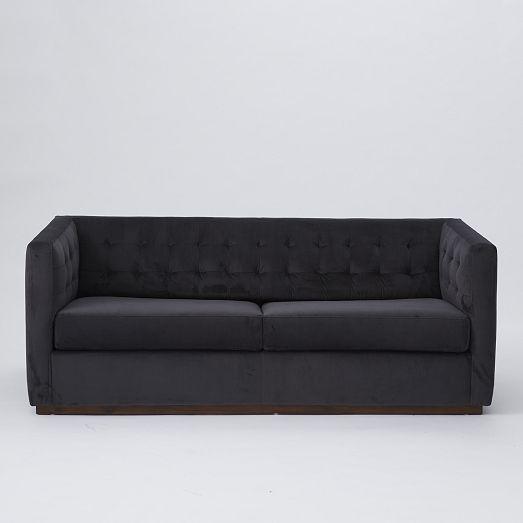 rochester sleeper sofa west elm. Black Bedroom Furniture Sets. Home Design Ideas