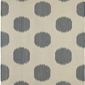 Rugs - Capel Spots NY Dot Bokrum Blue Rug | Rugs USA - gray rug with blue dots, gray and blue dot rug, modern gray rug with blue dots,