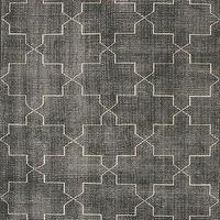 Portland Handtufted Wool Rug In White And Grey In Various