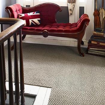 Pumice carpet tile I FLOR