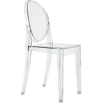 Kartell victoria ghost chair allmodern