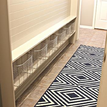 Mudroom Rugs, Transitional, laundry room, The Creativity Exchange