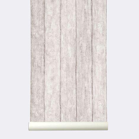 Whitewash Wood Paneling