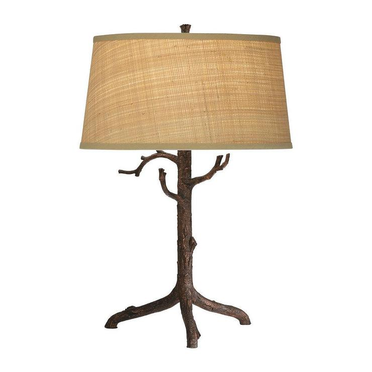 lamp bronze branch lamp bronze tree lamp bronze twig lamp with. Black Bedroom Furniture Sets. Home Design Ideas