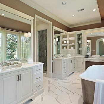 Master Bathroom Ideas, Traditional, bathroom, Robert Frank Design