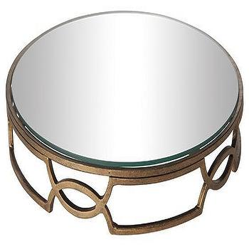 Mirrored Decorative Tray Target