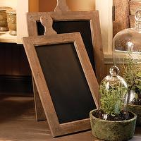 Decor/Accessories - Jamestown Chalkboards - Set of 2 I HomeDecorators.com - chalk message board, reclaimed pine chalkboard, chalkboard with pine frame,