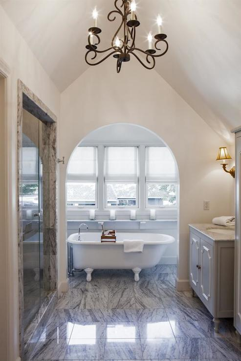 Bath Alcove Bathroom