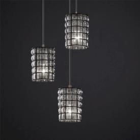 Justice Design Mini Three Light Cluster Pendant I 1 Stop Lighting