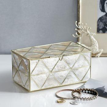 Decor/Accessories - Capiz Jewelry Box | west elm - capiz shell jewelry box, capiz jewelry box,