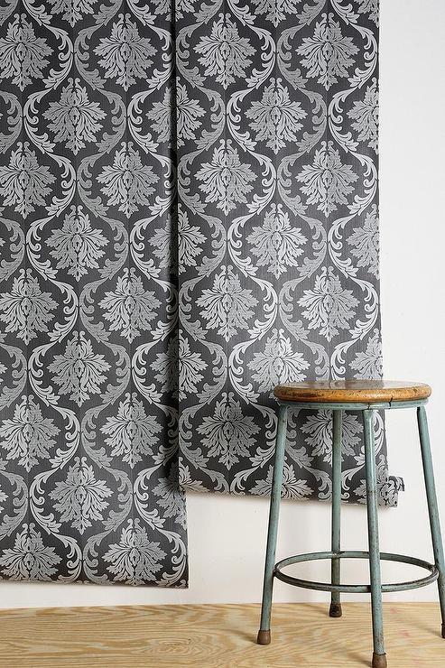 graham brown splendor wallpaper i urban outfitters. Black Bedroom Furniture Sets. Home Design Ideas
