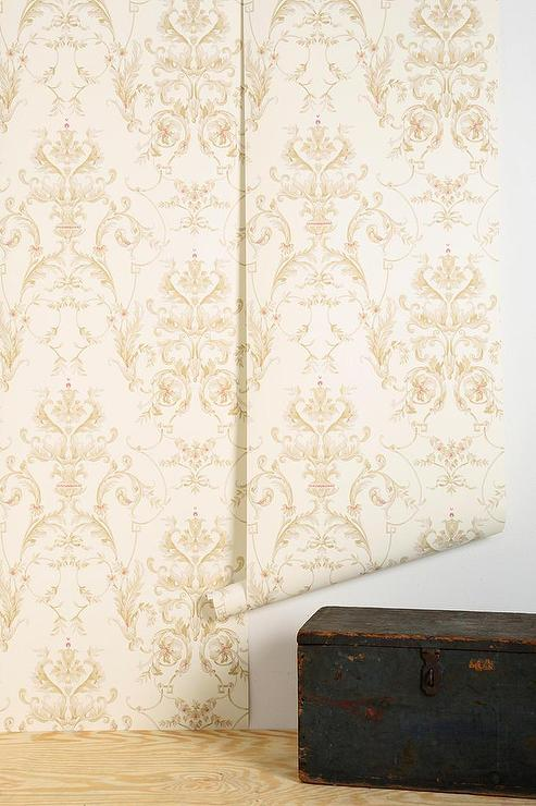graham brown bewitched wallpaper i urban outfitters. Black Bedroom Furniture Sets. Home Design Ideas