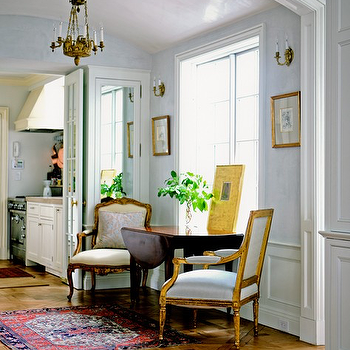 Parquet Wood Floors, French, entrance/foyer, Sage Design