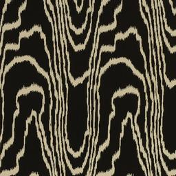Wallpaper - Agate Wallpaper in Black/Gold I Kelly Wearstler - modern black and gold wallpaper, black and gold agate wallpaper, black and gold contemporary wallpaper,