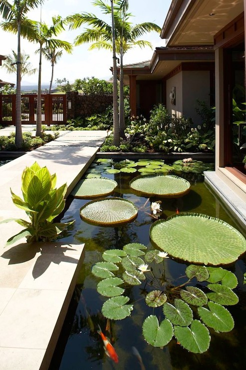 GM Construction - decks/patios - zen garden, koi pond, garden pond ...