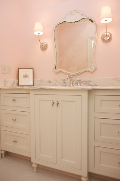 Pink Bathroom Mirror Pink Shabby Chic Wall Mirrors Bathroom Dressing Table Houseandgarden Co