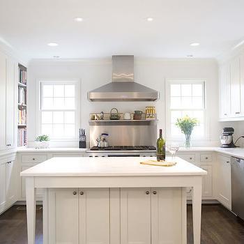 U Shaped Kitchen, Transitional, kitchen, Twin Companies