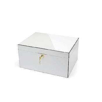 Decor/Accessories - Cute Gift Ideas - Lock Lacquer Jewelry Box - lacquer jewelry box, jewelry box