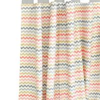 Window Treatments - Sophie Curtain Panels I New Arrivals Inc - multi-colored chevron drapes, multi-colored chevron curtains, multi-colored zigzag drapes, multi-colored zigzag curtains,