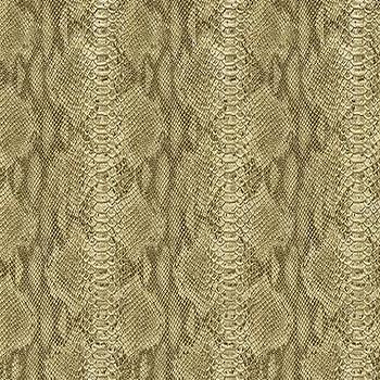 Wallpaper - Animal Skin Wallpaper Villa D'este Collection Seabrook I Burke Decor - faux snakeskin wallpaper, metallic faux snakeskin wallpaper, brown metallic faux snakeskin wallpaper, textured faux snakeskin wallpaper,