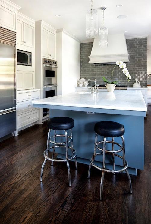Gray Subway Tiles Contemporary Kitchen Chupik Properties And Design
