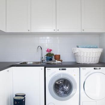Laundry Room Cabinets, Transitional, laundry room, Horton and Company