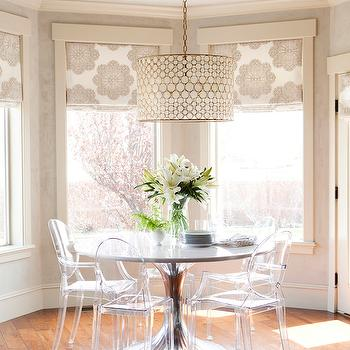 Luca Dining Table, Contemporary, dining room, Alice Lane Home