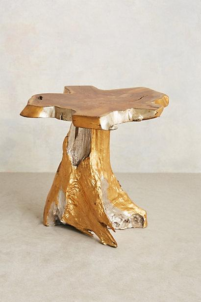 Oralee Side Table Anthropologie Com