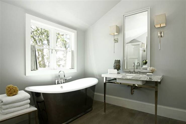 Awesome Inspiration For A Midsized Contemporary Master Corner Shower Remodel
