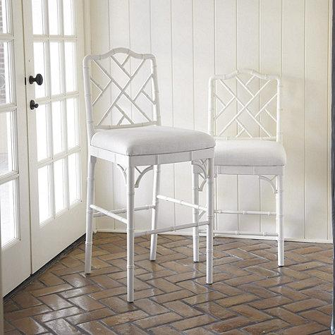 Dayna Bar Stool Ballard Designs