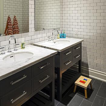 Kids Bathrooms, Contemporary, bathroom, Peter A Seller