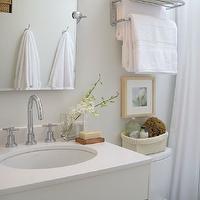 Small Bathroom Transitional Bathroom Heather Garrett