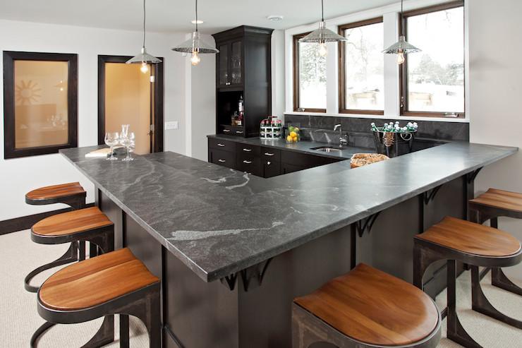 Wet Bar Ideas Transitional Kitchen Refined Llc