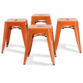 Brayden Metal And Wood Stool World Market