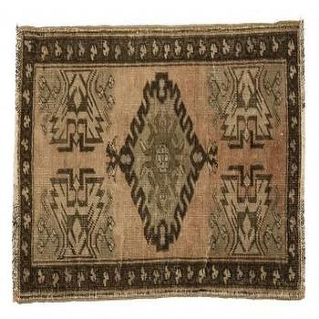 Rugs - Vintage Oushak Rug I Jayson Home - turkish oushak rug, vintage turkish oushak rug, vintage turkish rug,