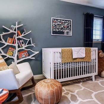 Boy Nursery Ideas, Contemporary, nursery, Pulp Design Studios