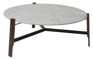 Tables - Blu Dot Free Range Coffee Table | 2Modern - round marble coffee table, modern round marble coffee table, round walnut coffee table with marble top,