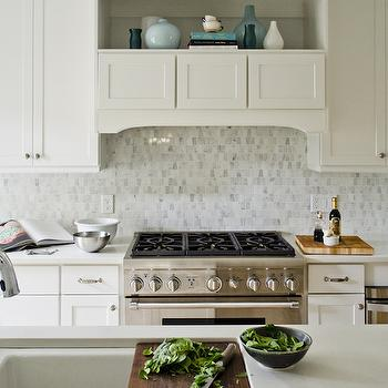 Kitchen Hood Nook, Transitional, kitchen, Curbly