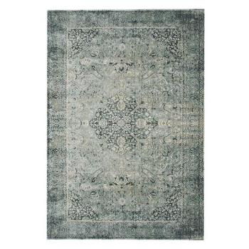 Rugs - Medallion Rug | Area Rugs | Decor | Z Gallerie - traditional style gray and beige rug, faded gray traditional area rug, faded gray traditional style area rug,