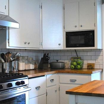 Ikea Countertops, Traditional, kitchen, ER Miller Design