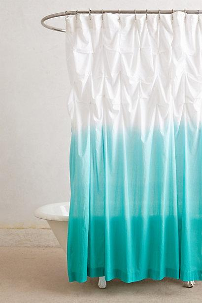 Ocean Upward Shower Curtain I Anthropologie Com