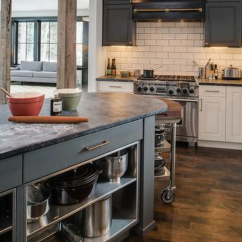 Soapstone Counters, Transitional, kitchen, Bay Cabinetry