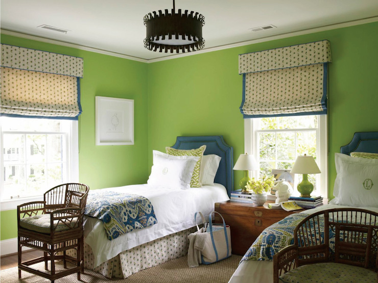 Apple Green Paint Colors Cottage Girl S Room