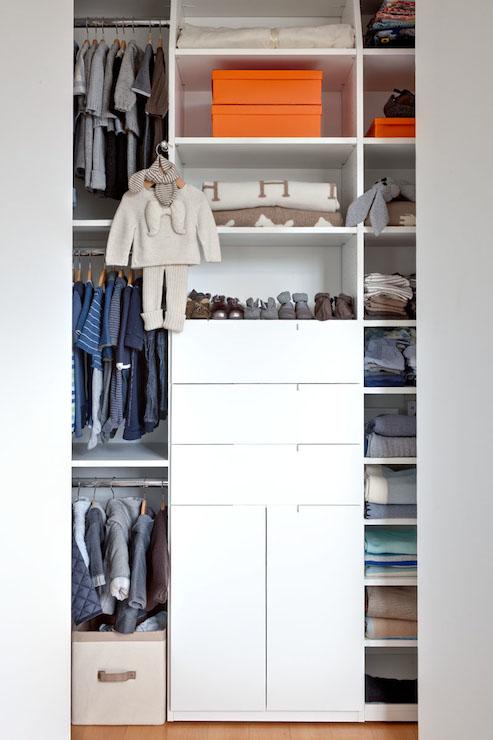 closet nursery contemporary nursery sissy and marley. Black Bedroom Furniture Sets. Home Design Ideas