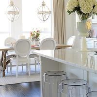 Monika Hibbs from The Doctor's Closet - Fabulous dining room features Restoration ...