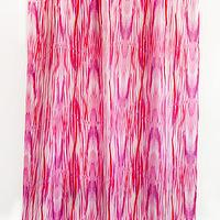 Bath - Pink Ikat Shower Curtain design by elise flashman | Burke Decor - pink ikat shower curtain, hot pink ikat shower curtain, hot pink shower curtain,