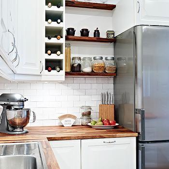 Built in wine rack design decor photos pictures for Built in wine racks for kitchen cabinets