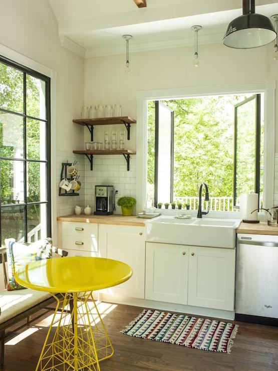 Ikea Kitchen Cabinets Country Kitchen Hgtv