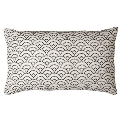 Threshold Quilted Scallop Decorative Pillow I Target